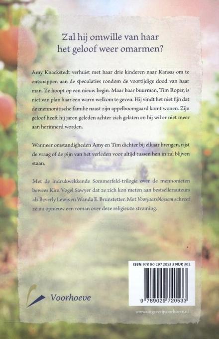 Voorjaarsbloesem : roman