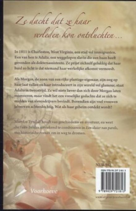 Een sluier van parels : roman