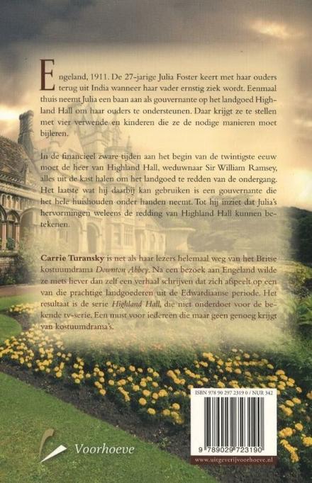 De gouvernante : roman