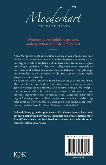 Moederhart : roman