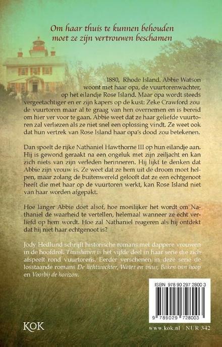 Thuishaven : roman