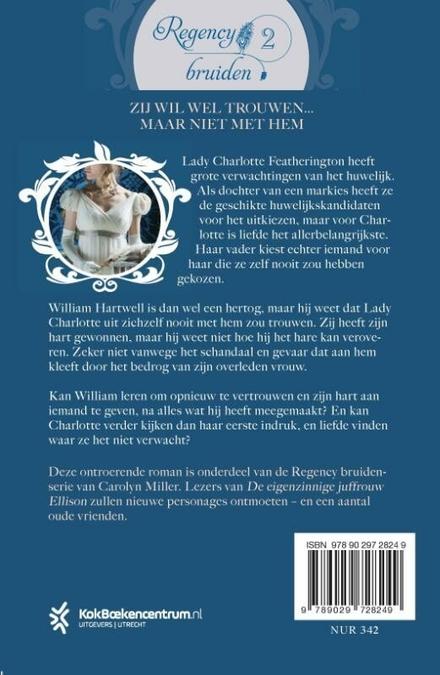 De verovering van Lady Charlotte : roman