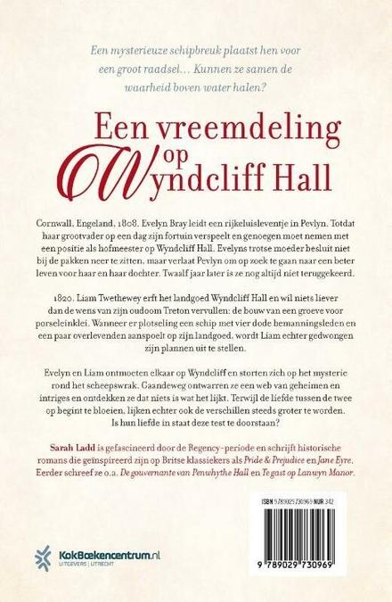 Een vreemdeling op Wyndcliff Hall : roman