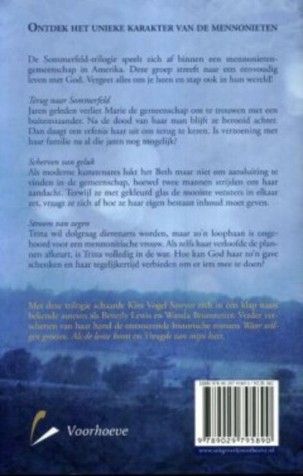 Sommerfeld-trilogie : roman