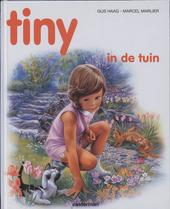 Tiny in de tuin