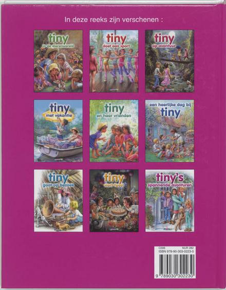 Tiny's spannende avonturen : 8 verhalen