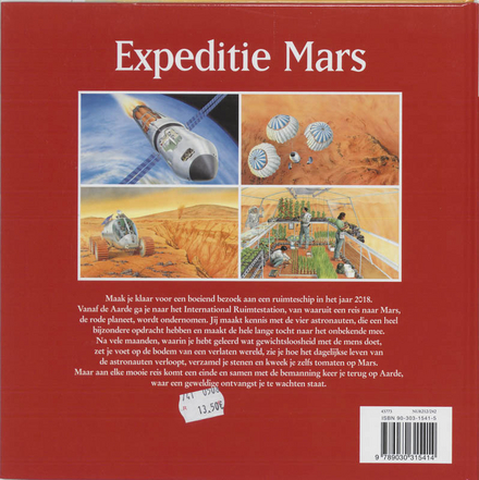Expeditie Mars