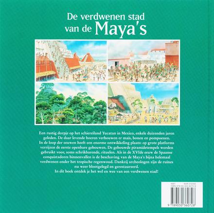 De verdwenen stad van de Maya's