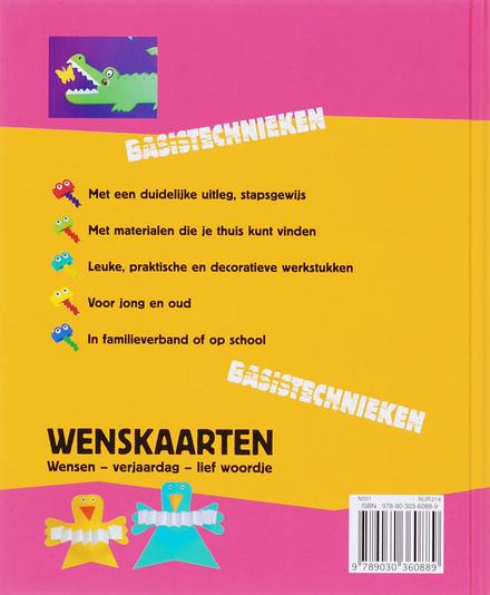 Wenskaarten : wensen, verjaardag, lief woordje