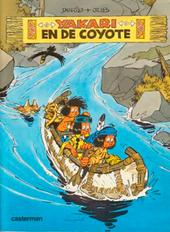 Yakari en de coyote