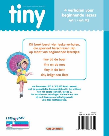 4 verhalen voor beginnende lezers AVI 1 / AVI-M3