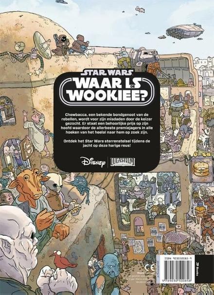 Waar is de Wookiee?. [1]