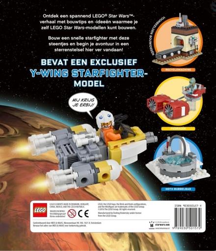 Lego Star Wars : bouw je eigen avontuur
