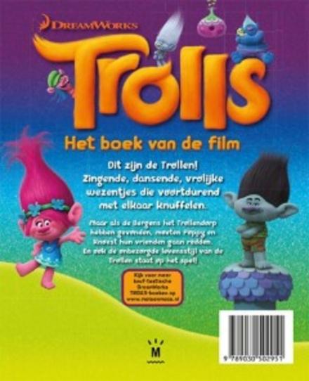 Trolls : het boek van de film