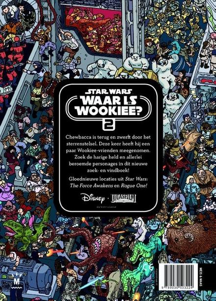Waar is de Wookiee?. 2