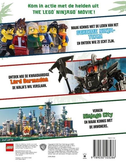 The LEGO Ninjago movie : alles wat je moet weten