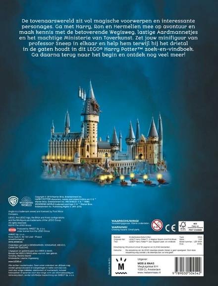 Lego Harry Potter : een magisch zoek- en vindboek