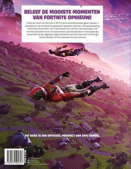 Officieel Fortnite jaarboek : de beste momenten uit Battle Royale