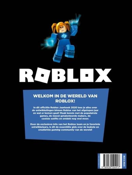 Roblox : jaarboek 2020