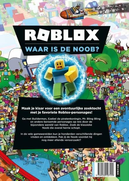Roblox : waar is de Noob?
