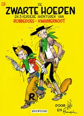 De zwarte hoeden en 3 verdere avonturen van Robbedoes en Kwabbernoot