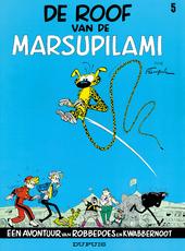De roof van de Marsupilami