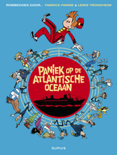 Paniek op de Atlantische Oceaan