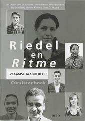 Riedel en ritme : Vlaamse taalriedels : cursistenboek