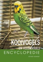 Geïllustreerde kooivogels en volièrevogels encyclopedie