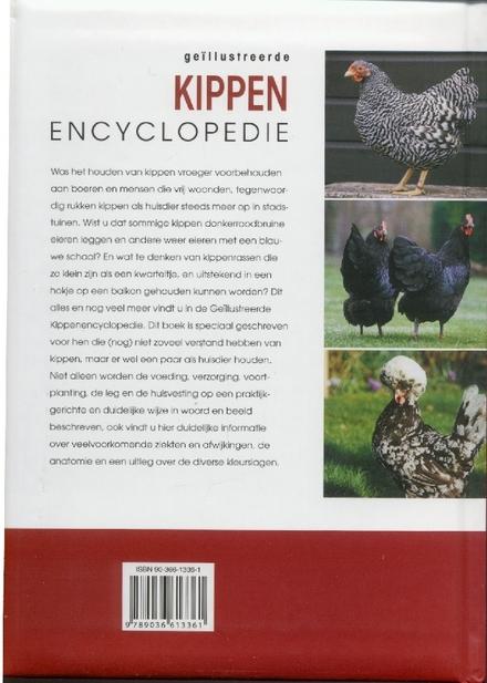 Geïllustreerde kippenencyclopedie