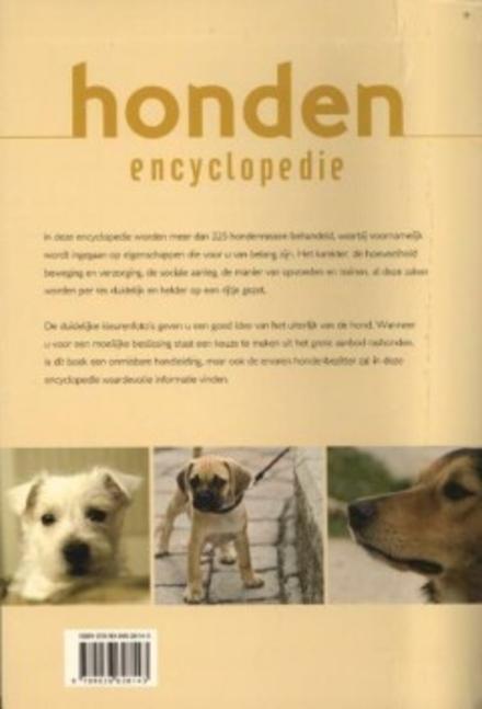 Geïllustreerde honden encyclopedie