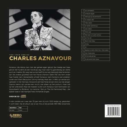 Charles Aznavour : formidable