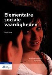 Elementaire sociale vaardigheden : transferpunt vaardigheidsonderwijs