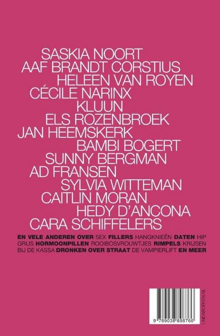 50 so what : Saskia Noort, Aaf Brandt Corstius, Sylvia Witteman, Hedy D'Ancona ... [et al.]