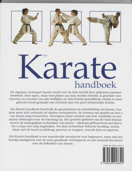Het karate handboek