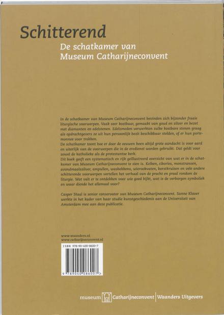 Schitterend : de schatkamer van Museum Catharijneconvent