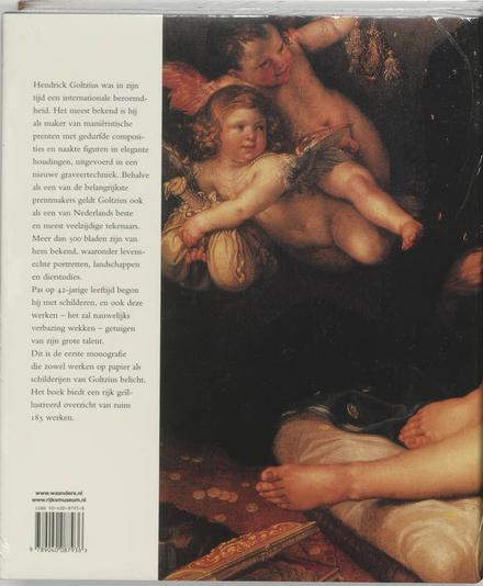 Hendrick Goltzius 1558-1617 : tekeningen, prenten en schilderijen