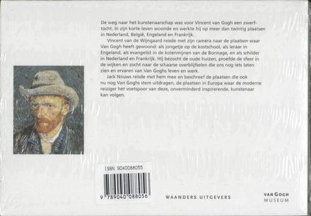 Op zoek naar Van Gogh : van Zundert tot Auvers