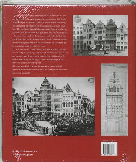 Honderd huizen aan de Grote Markt in Antwerpen : vijf eeuwen bewoningsgeschiedenis