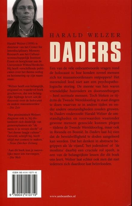 Daders : hoe heel normale mensen massamoordenaars worden