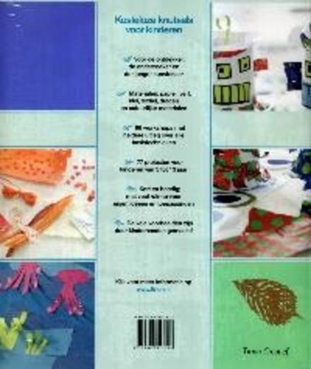 Kosteloze knutsels voor kinderen : zien, vinden, maken