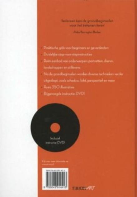 Grondbeginselen voor het tekenen : complete handleiding voor tekenaars