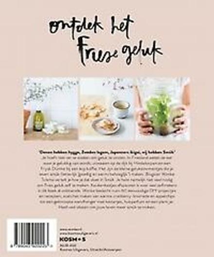 Smûk : Fries geluk - zelf maken