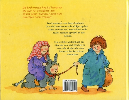Het kerstboek voor peuters en kleuters