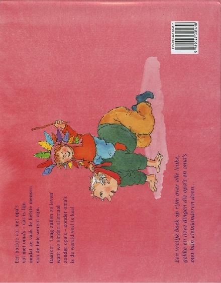 Het opa- en omaboek voor peuters en kleuters