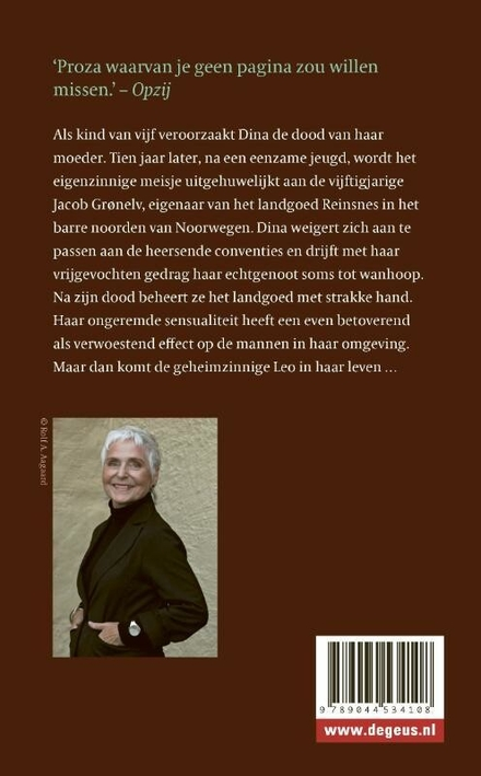Het boek Dina : roman