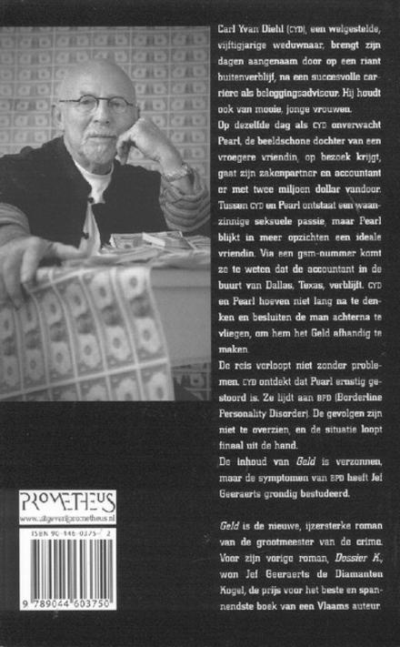 Geld : roman noir