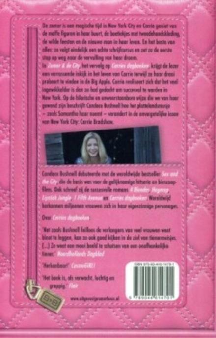 Zomer & de city : het nieuwe dagboek van Carrie
