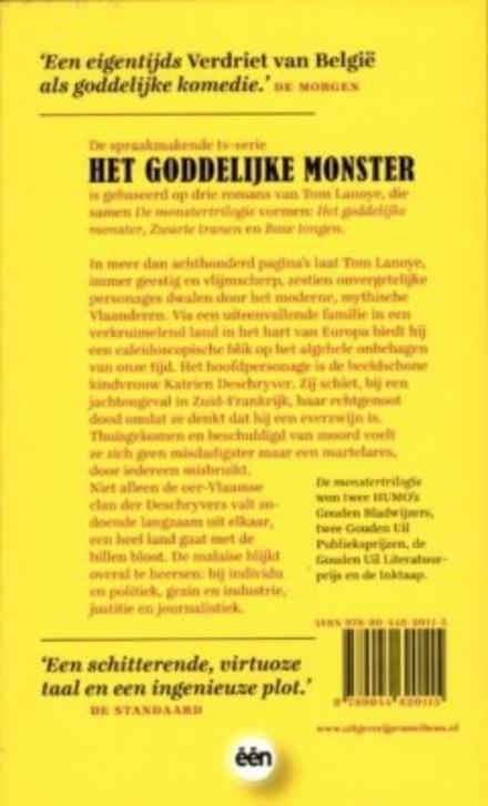 Het goddelijke monster : de trilogie