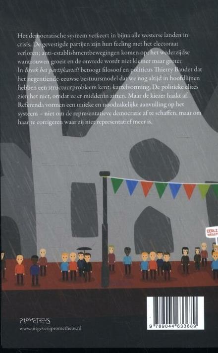 Breek het partijkartel! : de noodzaak van referenda